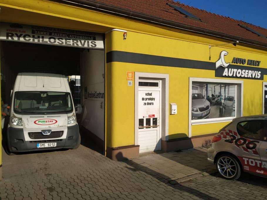 Auto Kelly Olomouc